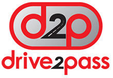 Drive 2 Pass Driving School Logo
